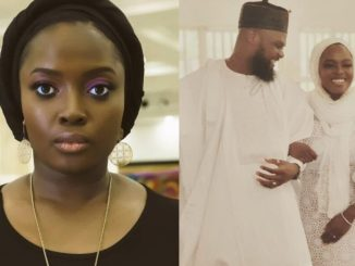 """""""You Carry Eye Go Market"""" – Nigerian Muslim Man Gushes OVer His Wife's Beauty and Virtues"""