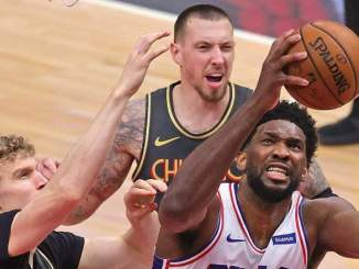 'When I Really Try': Sixers Star Joel Embiid Toying with Lesser Bigs
