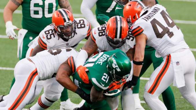 Browns Leaving Door Open for Reunion With Sheldon Richardson