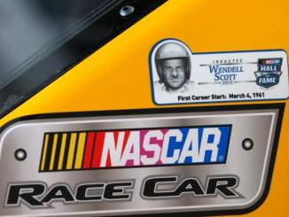 Bubba Wallace Honors Wendell Scott on Throwback Weekend