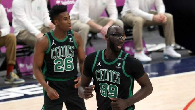 Exclusive: Boston Reserve Reveals How COVID-19 Impacted The Celtics