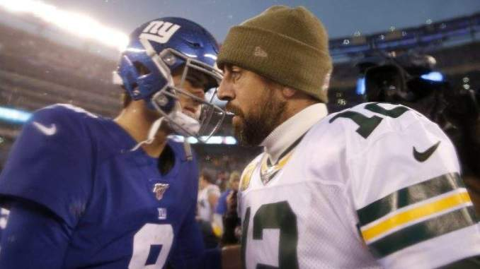 Giants Among 'Most Attractive' Aaron Rodgers Trade Suitors, per ESPN