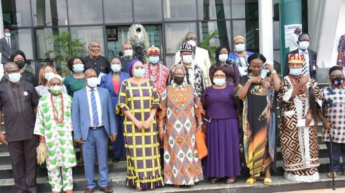 Gov. Ugwuanyi inaugurates committee on prevention of gender-based violence