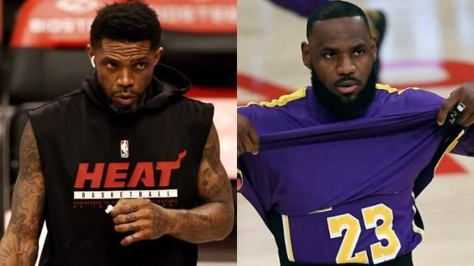 Heat's Udonis Haslem Backs LeBron James, Trashes NBA Rules