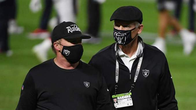 Insider Drops Concerning Rumors on Raiders: 'Gruden Went Rogue'