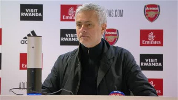 Jose Mourinho recommends new player for Roma