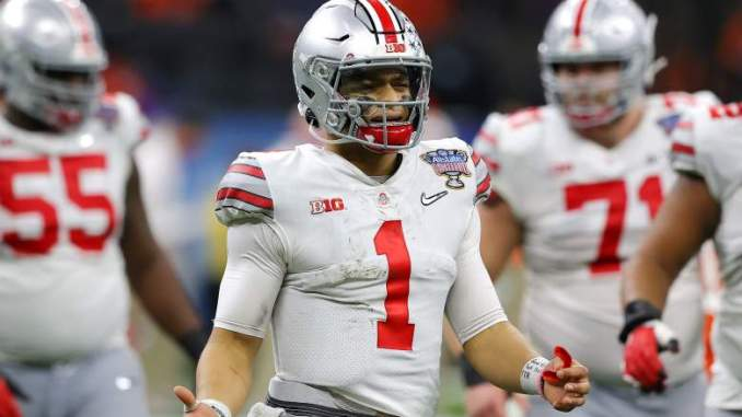 Justin Fields Takes 'Whopping' Pay Cut After Draft Fall