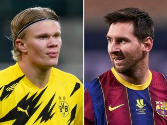 Messi to take pay cut to support Barcelona's move for Haaland