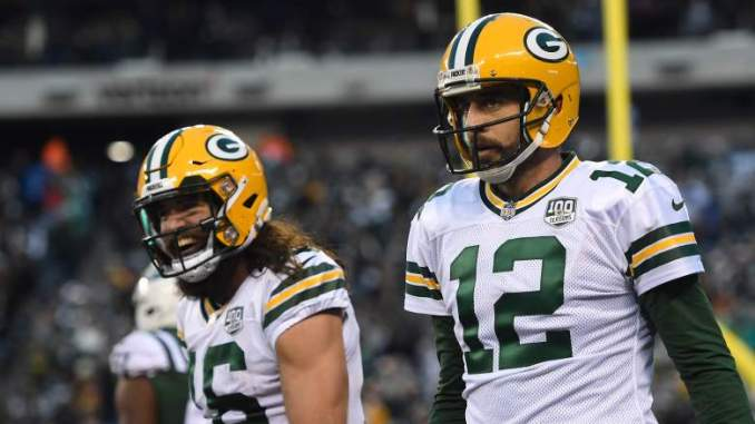 Packers Cutting WR Was 'Death Knell' for Aaron Rodgers Relationship: Report