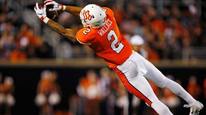 Ravens Steal Wide Receiver Tylan Wallace on Day 3