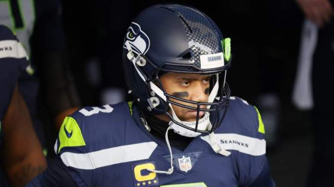Russell Wilson Has Strong Reaction to Seahawks Draft