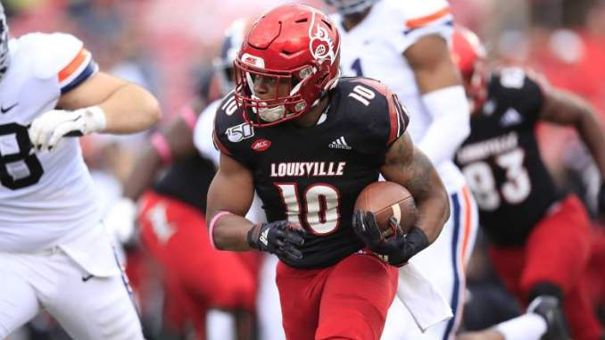 Top-Tier Louisville RB Among Falcons Undrafted Free Agent Signings