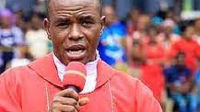 Why I don't want to be reported to Pope - Fr Mbaka