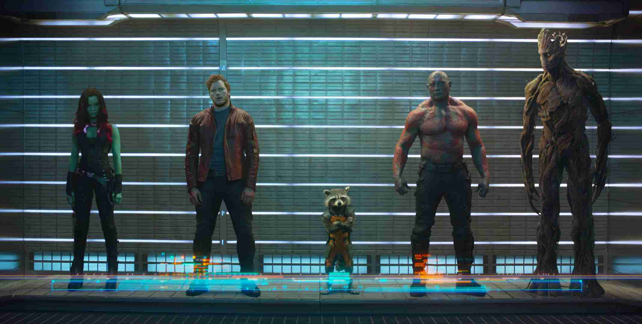 MARVEL'S 'GUARDIANS OF THE GALAXY': TEASER TRAILER AND NEW STILLS RELEASED | The Arts Shelf