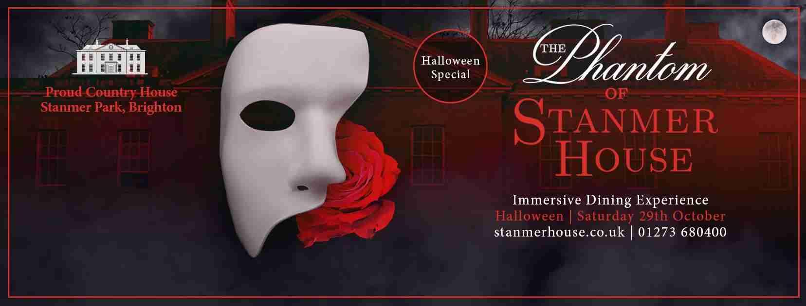 8b95999ea45c The Arts Shelf – The Phantom of Stanmer House  Immersive .