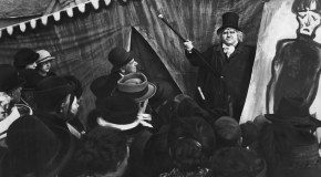 Eureka Entertainment to release DAS CABINET DES DR CALIGARI in a Limited Edition Blu-ray Steelbook on 16 January, 2017