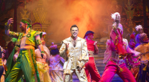 Latest Review – Aladdin [Opera House, Manchester]