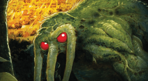 R.L. Stine Comes to Marvel with MAN-THING #1!