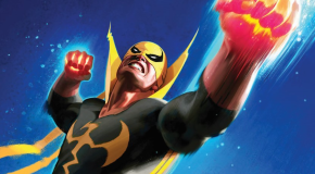 Marvel's 'Iron Fist #1' hits shelves worldwide on 22 March, 2017