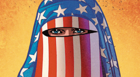 Image Comics to deliver Howard Chaykin's 'The Divided States of Hysteria' this June