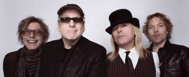 Cheap Trick announce new album 'We're All Alright!'