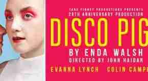 Enda Walsh's 'DISCO PIGS' opens at Trafalgar Studios on 12 July, 2017