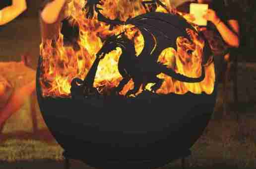 Prezzybox unveils Game of Thrones' inspired 'Fireball' fire-pits