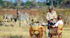 Wilderness Safaris begins rebuild of Mombo Concession camps, Botswana