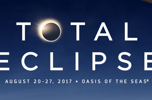 Experience the 'Total Eclipse' with Royal Caribbean's 'Oasis of the Seas'