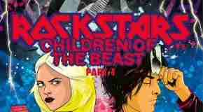 Musical mystery series 'ROCKSTARS' kicks off a heavy new arc this August