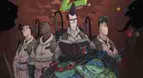 Teenage Mutant Ninja Turtles & Ghostbusters reunite for IDW's comic book crossover sequel