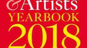 'The Writers' & Artists' Yearbook 2018' is published on 27 July, 2017, courtesy of Bloomsbury