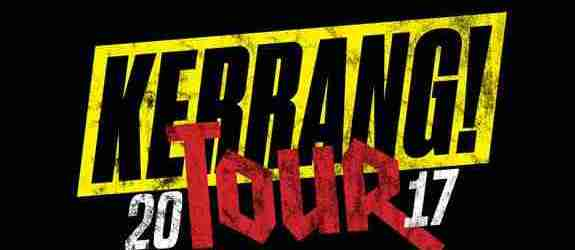 The Amity Affliction to headline The Kerrang! Tour 2017!