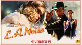 Rockstar Games to release new versions of 'L.A. Noire' for Nintendo Switch, PlayStation 4 & Xbox One