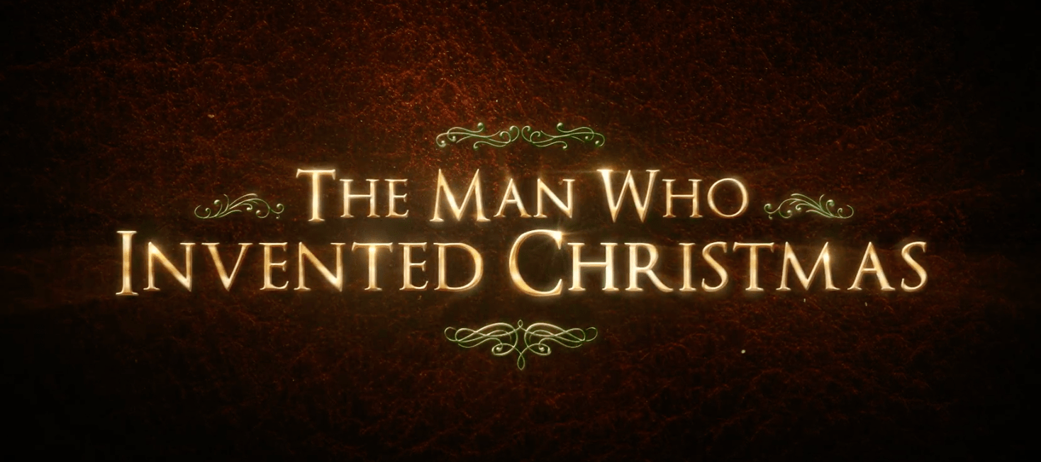 The Man Who Invented Christmas Trailer.The Arts Shelf The Man Who Invented Christmas Official Uk