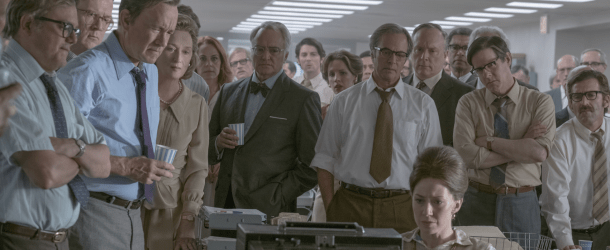 Steven Spielberg's 'THE POST' gets a first Official Trailer