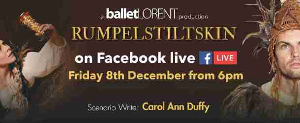 balletLORENT's 'Rumpelstiltskin' to be streamed online on 8 December, 2017