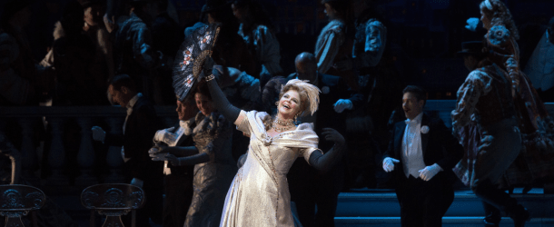 Susan Graham to lead Met Opera's 'The Merry Widow', directed by Susan Stroman