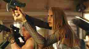 Competition: Win 'Valerian and the City of a Thousand Planets' on Blu-ray™