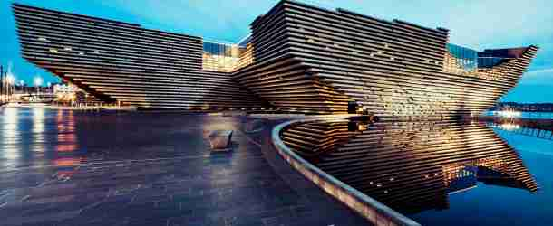V&A Dundee to open on Dundee's historic waterfront on 15 September 2018