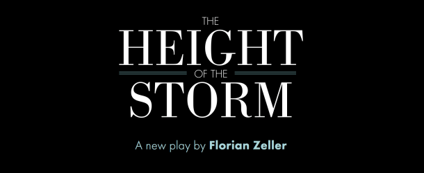 Jonathan Pryce & Dame Eileen Atkins to star in  Florian Zeller's new play 'The Height of the Storm'