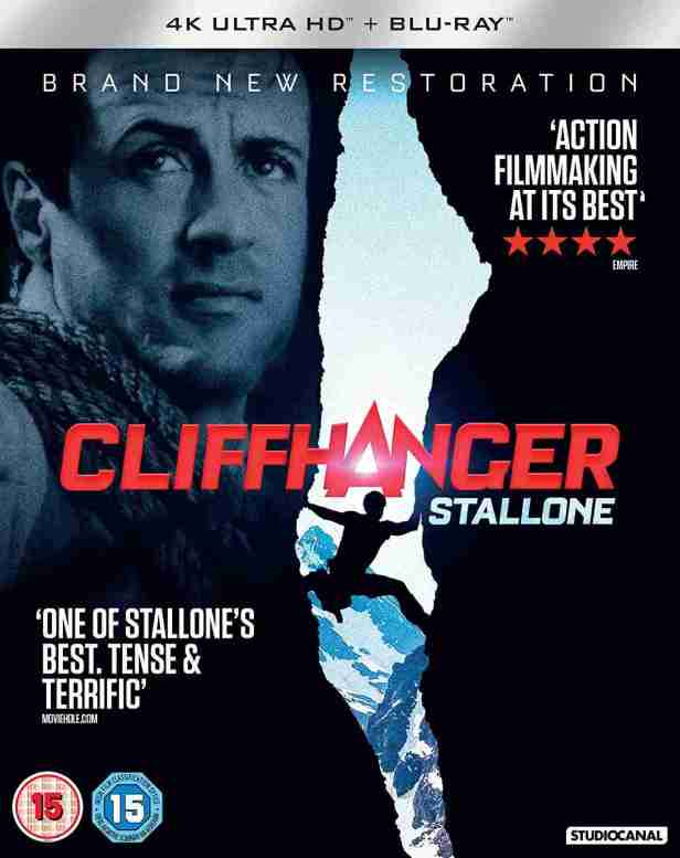 The Arts Shelf – Rambo Trilogy & Cliffhanger to be released