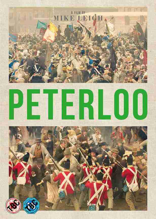 Image result for peterloo blu ray