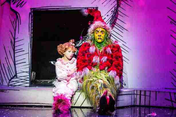 How The Grinch Stole Christmas Musical.The Arts Shelf Casting Announced For Dr Seuss How The