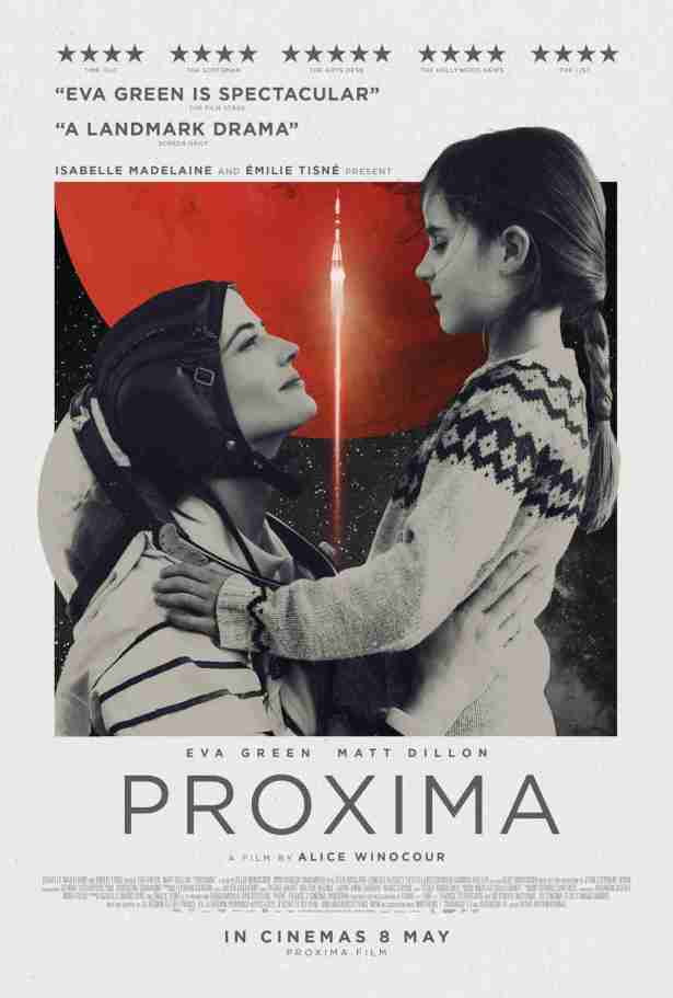 PROXIMA' gets an official trailer & poster! | The Arts Shelf