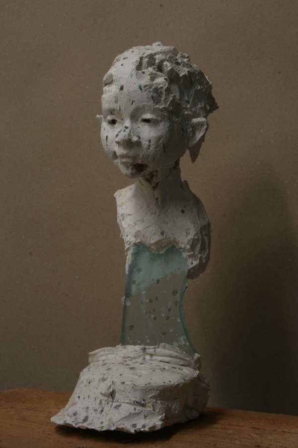 Sculpture Plaster Art