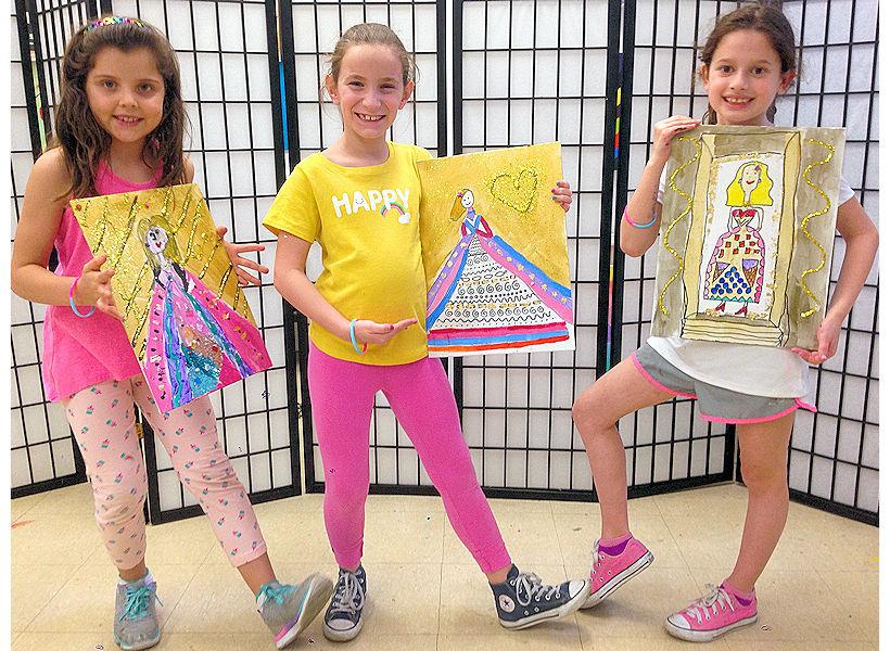 April 2 Sessions Ages 7 12 Kids Fashion Design Class The Art Studio Ny