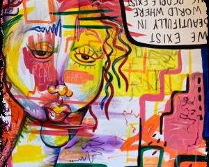 Paintings of Emilee Reed