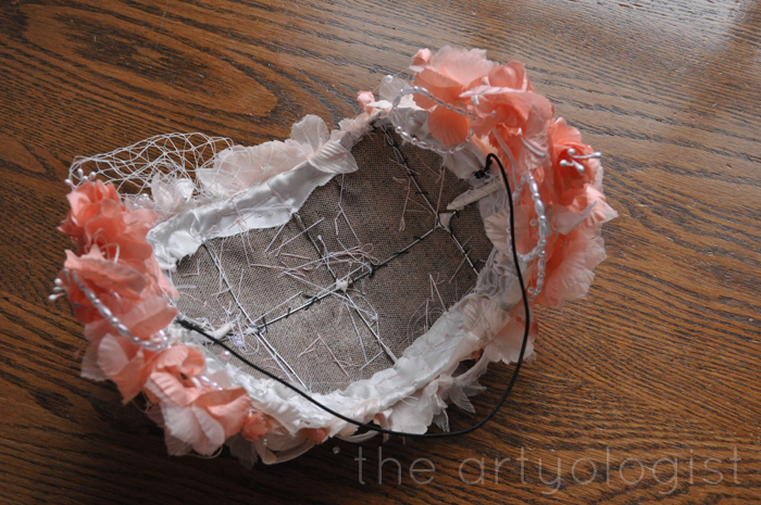 wire gridwork how to make a hat the artyologist