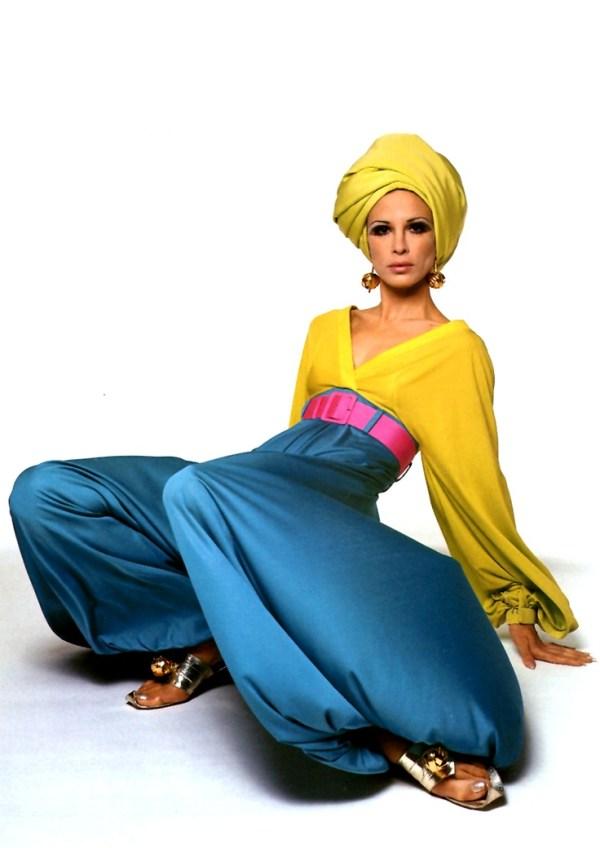 Harem Pants 1960's